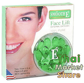 Smooth E Face Lift 12 Capsules