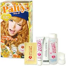 รูปภาพของ Palty Hard Bleach Gold Brown 235g.