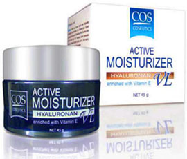 รูปภาพของ COS Coseutics -Active Moisturizer With Hyaluron VL 45g.