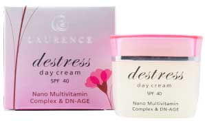 Laurance Destress Day Cream SPF40 30g.เดย์ ครีม
