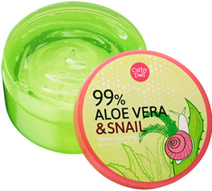 รูปภาพของ Cathy Doll (F) Aloe vera & Snail Serum Soothing Gel 300g..