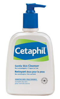 Cetaphil Gentle Skin Cleanser 125ml.