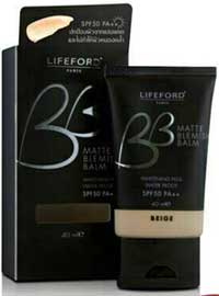 รูปภาพของ LIFEFORD BB MATT BLEMISH BALM SPF50 PA++BEIGE 40ml.