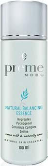 Preme Nobu Natural Balancing Essence 100ml