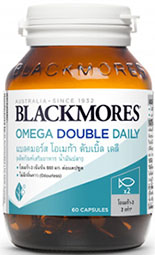 รูปภาพของ BLACKMORES OMEGA DOUBLE DAILY 60cap