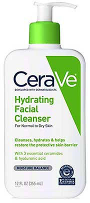 รูปภาพของ Cerave Hydrating Cleanser for Normal to Dry Skin 236ml.