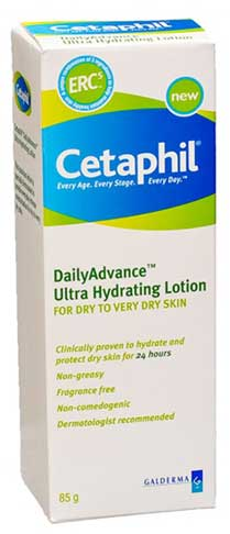 รูปภาพของ Cetaphil DailyAdvance Ultra Hydrating Lotion 85g.