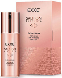 รูปภาพของ EXXE Salmon Placenta Facial Serum Anti-Aging and Whitening Skin Care 30ml