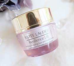 Estee Lauder Resilience Lift Firming/Sculpting Face and Neck Creme ขนาด 15ml.