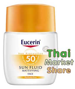 รูปภาพของ Eucerin Sun Fluid Mattifying Face Spf 50+ 50ml.