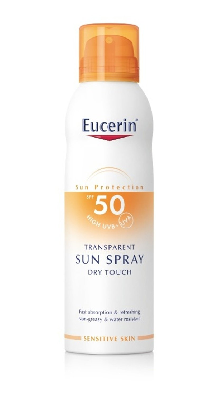 รูปภาพของ Eucerin Sun Spray Transparent SPF50  200ml.