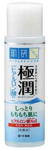 รูปภาพของ Hada Labo Super Hyaluronic Acid Moisturizing Milk 140ml. (สีขาว)