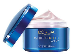 รูปภาพของ L Oreal White Perfect Laser Day Cream SPF19 PA+++ 50ml.