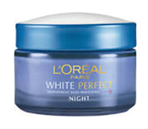 รูปภาพของ L Oreal White Perfect Night Cream 50ml.