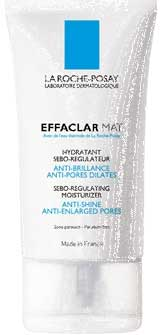รูปภาพของ LA ROCHE-POSAY EFFACLAR MAT SEBO-REGULATING MOISTURIZER ANTI-SHINE ANTI-ENLARGED PORES 40ML