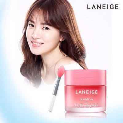 LANEIGE Lip Sleeping Mask Berry 20กรัม