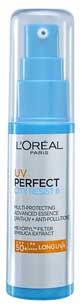 Loreal Paris UV Perfect City Resist 8 Multi-Protecting Advanced Essence Long UVA SPF50+/PA++++ 30ml