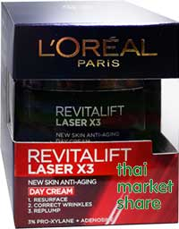 รูปภาพของ L Oreal Revitalift Laser X3 Cream 50ml.