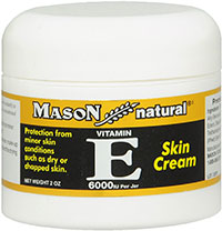 Mason Natural Vitamin E Skin Cream 57g.
