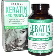 รูปภาพของ Neocell Keratin Hair Volumizer 60cap