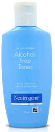 Neutrogena Alcohol Free Toner 150ml