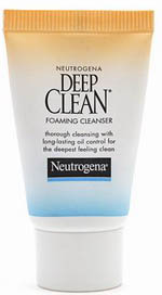 Neutrogena Deep Clean Foaming Cleanser 100g.โฟมล้างหน้า