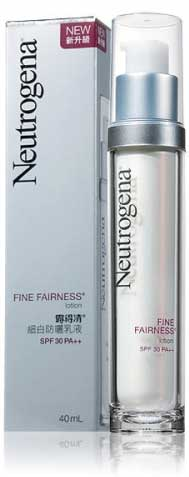 รูปภาพของ Neutrogena Fine Fairness Lotion SPF30 40ml