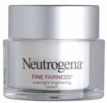 รูปภาพของ Neutrogena Fine Fairness Overnight Brightening Cream 50ml.