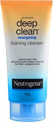 รูปภาพของ Neutrogena Deep Clean Energizing Ultra Foam Cleanser 85ml