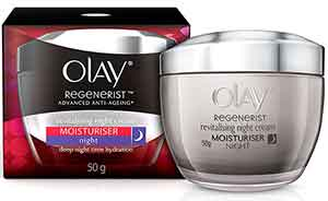 Olay Regenerist Advanced Anti-Ageing Revitalising Night Cream 50g.