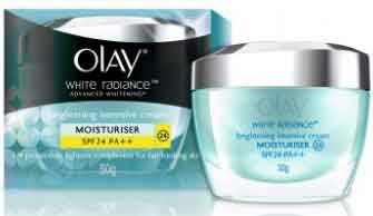 Olay White Radiance Protective Cream SPF24 PA++ 50g.