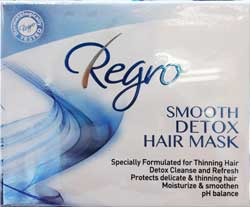 รูปภาพของ Regro Smooth Detox Hair Mask 300g.