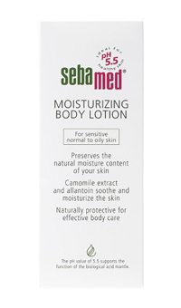 Sebamed Moisturizing Body Lotion 200ml.+200ml แพคคู่