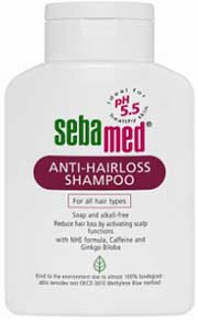 รูปภาพของ Sebamed Anti-Hairloss Shampoo 200ml