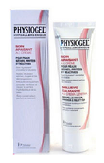 Physiogel Shoothing ai cream 50g. โฉมใหม่