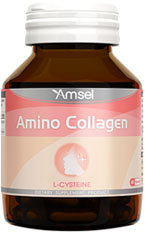 Amsel Amino Collagen Peptide 500mg. 40cap