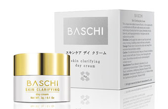Baschi Skin Clarifying Day Cream 8g. บาชิครีม All in one cream