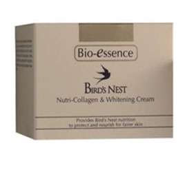 รูปภาพของ Bio-Essence Bird s Nest Nutri- Collagen Whitening Cream 50g. (ใหม่)