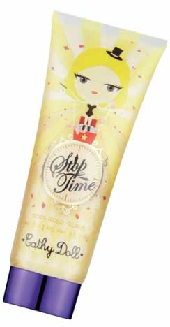 Chathy Doll Stop Time Body Gold Scrub 240ml.