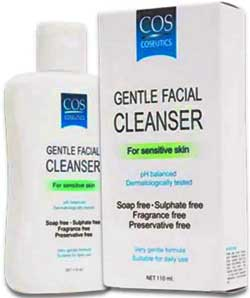 รูปภาพของ COS Gentle Facial Cleanser For Sensitive Skin 110ml.ผิวผสม