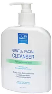รูปภาพของ COS Gentle Facial Cleanser For Sensitive Skin 500ml.
