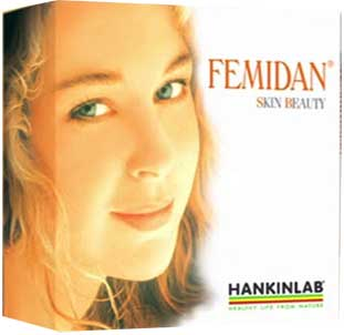 รูปภาพของ Hankinlab Femidan Skin Beauty 60tab+Lift Up 10g.