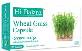Hi-Balanz Wheat Grass 30 Capsules