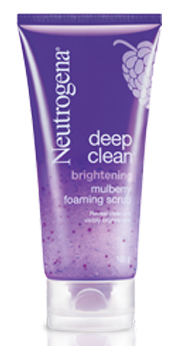 รูปภาพของ Neutrogena Deep Clean Brightening Mulberry Foaming Scrub 100g.