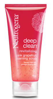 รูปภาพของ Neutrogena Deep Clean Revitalizing Pink Grapefruit  Foaming Scrub 100g.