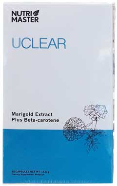 Nutri Master UCLEAR 30 capsules