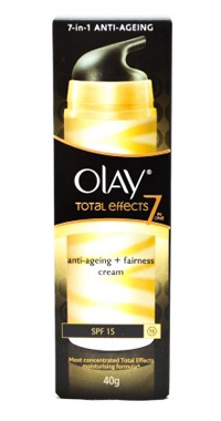 รูปภาพของ Olay Total Effect 7 in 1 Anti-Ageing+Fairness cream 40g.(ใหม่)