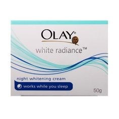 รูปภาพของ Olay white radiance night whitening cream 50g