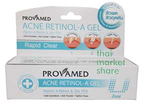 Provamed Acne Retinol-A Gel 10g.