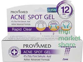 รูปภาพของ Provamed Acne Spot Gel Rapid Clear 10ml.